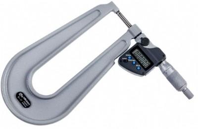 Fowler deep throat micrometer